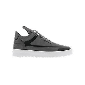 Filling Pieces Low Top Ripple Meta Grey 30428771932 shoe