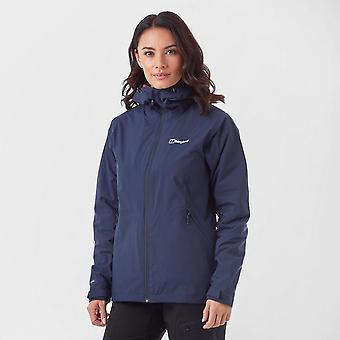 Berghaus Women's Stormcloud Gemini Walking Hiking 3in1 Jacket Blue