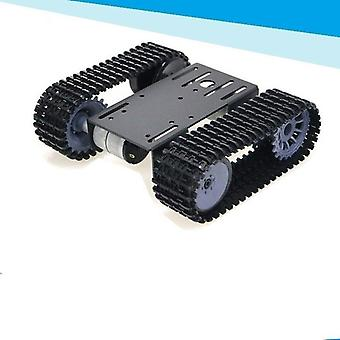 Smart Tank Chassis Verfolgt