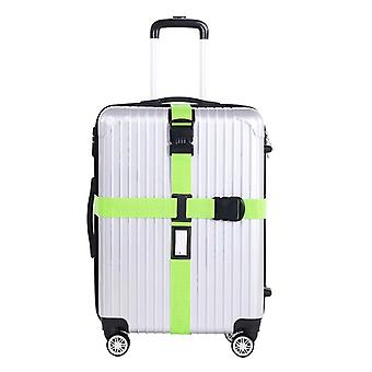 Adjustable Suitcase Bag Luggage Straps Buckle