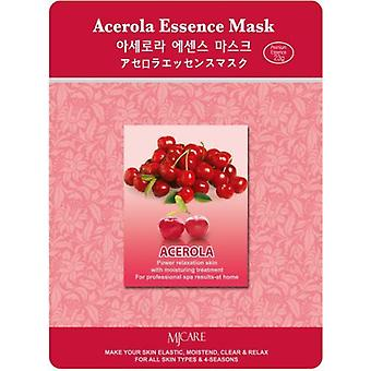 MJ Care Acerola Facial Mask (Health & Beauty , Personal Care , Cosmetics , Cosmetic Sets)