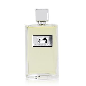 Reminiscence Vanille Santal Eau De Toilette Spray 100ml/3.3oz