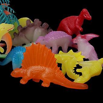 Glow In The Dark Luminous Jurassic Dinosaur Toy