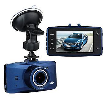 Dvr camera 1080p full hd for driving recording night vision g-sensor detector video recorder