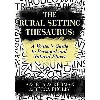 O Thesaurus De Cenário Rural