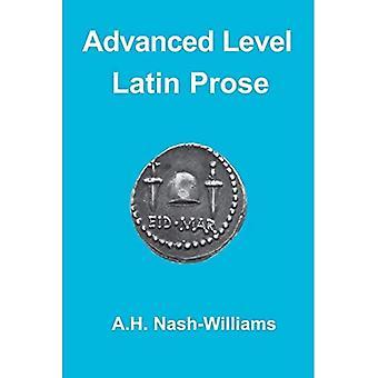 Advanced Level Latin Prose Composition - Latin Language