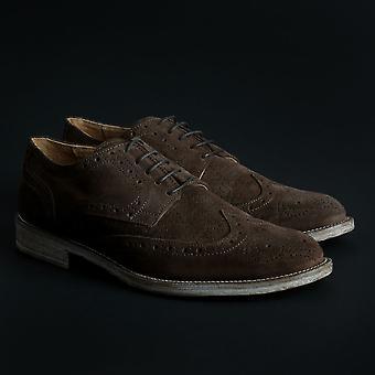 Duca di morrone - 208_camosciobucato - calzado hombre