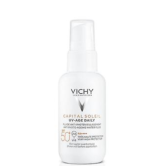 Vichy Capital Soleil UV-Age Daily SPF50+ Water Fluid 40ml