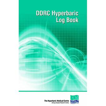 DDRC Hyperbaric Logbook by Diving Diseases Research Centre - 97809544