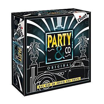 Board game party & co original diset (es)