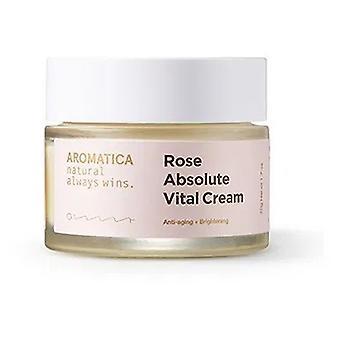 Aromatica Rose Absolute Vital Cream 50 gr