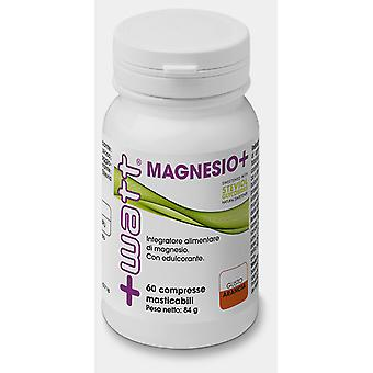 + Watt Magnesium+ 60 Tablets