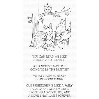 My Favorite Things Fairy-Tale Friendship Clear Stamps