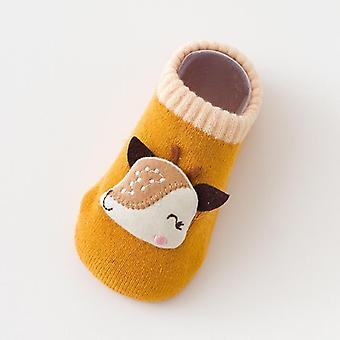Autumn Winter Thicken Cotton Baby Socks