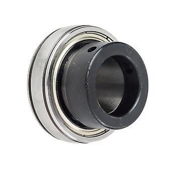 INA GE30KLLB Cuscinetto pianosa sferico radiale 30x62x48,4 mm