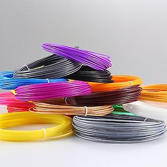 Χρώματα νημάτων τυπωμένα πλαστικά στυλό πλαστικές πένες pla νήματα στυλό περιβαλλοντικά