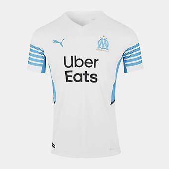 Puma Marseille Home Shirt 2021 2022