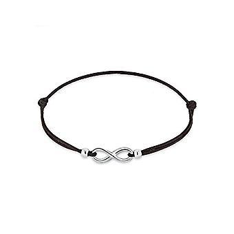 Elli Bracelet infini tendance symbole élastique argent 925
