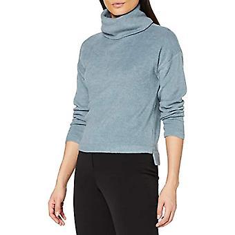 ESPRIT Collection 100EO1K308 T-Shirt, 421/Grey Blue 2, L Donna