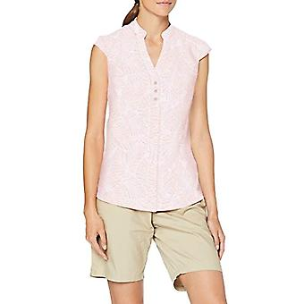 Columbia - Naisten T-paita Saturday Trail lippis, Nainen, Naisten T-paita, 1710491, Mineral Pink Pr, M