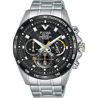 Seiko Analog Watch Miesten kvartsi ruostumattomasta teräksestä valmistettu hihna PZ5103X1