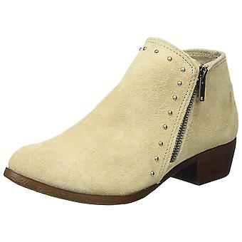 Minnetonka Womens Brie Leather Round Toe Ankle Fashion Boots