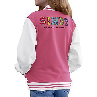 Sindy The Doll You Love To Dress Men's Varsity Jacket