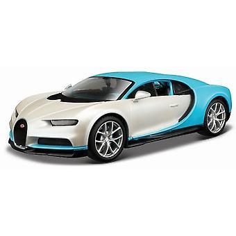 Bugatti Chiron (2016) trykstøbt Model bil