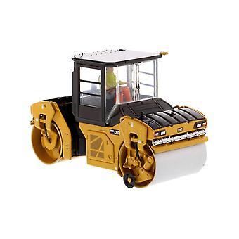 CAT CB13 Tandem Vibratory Roller (Cab Configuration)