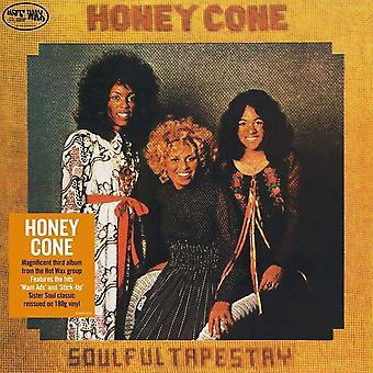 Honning kjegle - Soulful Tapestry Vinyl