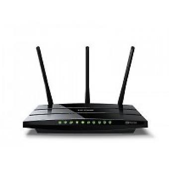 TP-LINK Archer VR400 Dvoupásmový (2,4 GHz / 5 GHz) Gigabitový Ethernet Černý 3G 4G UK Plug