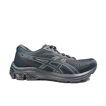 Asics Gel-Pulse 12 Black Mesh Womens Lace Up Running Trainers