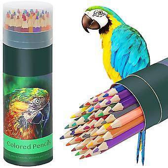Buntstifte Set,36 Farben mit 36 Stück Farbstiften,Zeichnung Bleistift,Farbe Holzstifte,Weiche und