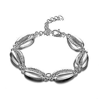 Vintage Shell Reb Kæde Armbånd Smykker's