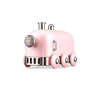 300ml ultraäänikostutin Retro Mini Juna USB LED -valokostuttimet