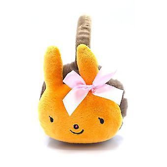 Conejo con oreja de lazo - naranja