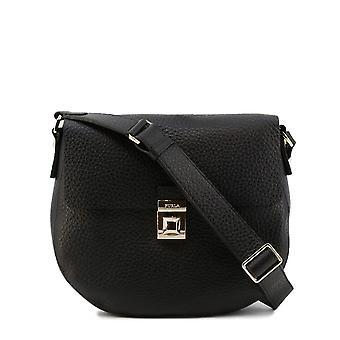 Furla GLENNBWK0GN0NERO dagligdags kvinder håndtasker