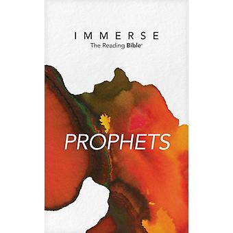 Immerse Prophets Softcover by Institute for Bible Reading