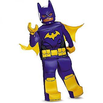 DC Comics Lego Batgirl Deluxe Costume d'enfant