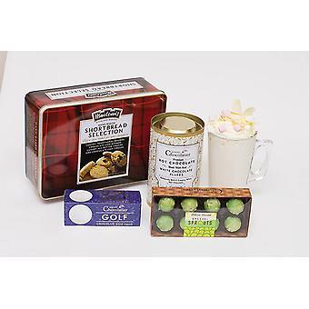 Martin's Chocolatier Chocolate Boxed Hamper Gift Set