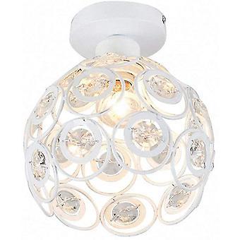 Nowoczesna przemysłowa metalowa lampa sufitowa nadaje się do wnętrz i na zewnątrz