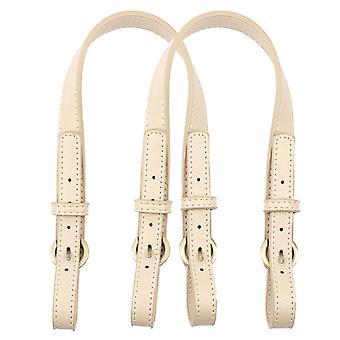 2pcs Purse Strap Replacement For Handbag Shoulder Bag Adjustable From 47-52cm