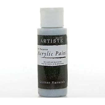 Glitter All Purpose docrafts Artiste Craft Vernis - 59ml | Vernis d'artisanat