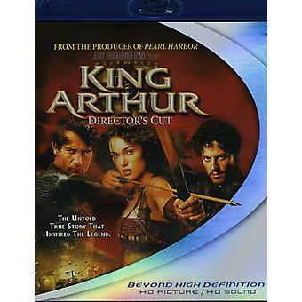 King Arthur [BLU-RAY] USA import