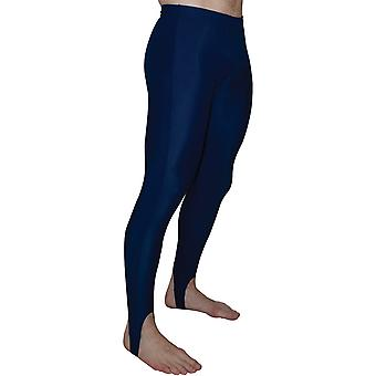 Cliff Keen The Force Compression Gear Wrestling Tights - Navy
