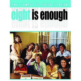 Huit, c'est assez: Importer des USA complète de cinquième saison [DVD]