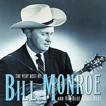 Bill Monroe - Very Best of Bill Monroe [CD] USA import