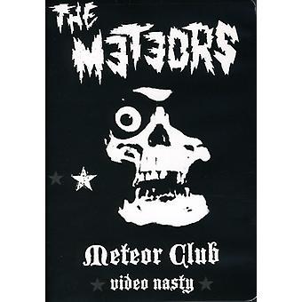 Meteoros - meteoritos: Importação meteoro EUA Nasty Club-Video [DVD]