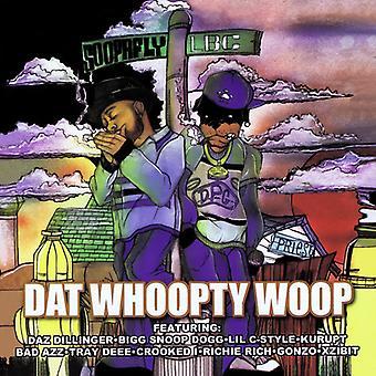 Soopafly - Dat Whoopty Woop [CD] USA importerer
