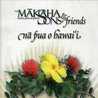 Makaha Sons - Makaha Sons & Friends [CD] USA import